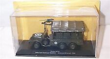 Dodge WC63 France 1944 ww11 vehicles 1-43 scale new in case