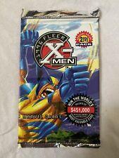Marvel Fleer X-Men Trading Card Pack (Unopened)