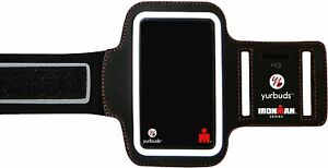 Yurbuds IronMan Series Reflectorized Smartphone Armband for iPhone 5/5S/SE