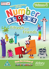 Numberblocks - Fifteen & Friends - Vol 4 [DVD]