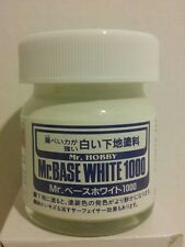 Gunze Sangyo/Mr Hobby SF-283  Mr Base White 1000. 40ml