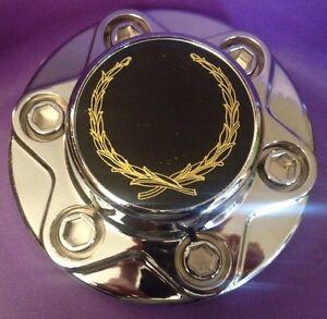 Chevy GMC 1500 2500 chrome wheel center cap hubcap 4x4 truck suburban tahoe 4WD