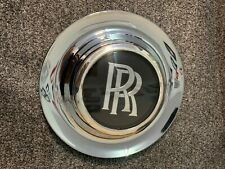 USED Genuine OEM Rolls Royce Ghost Wraith Dawn Complete Wheel Center Cap