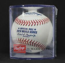 Rawlings 2018 World Series Ball Official Major League Baseball - Cubed