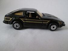 1982 Matchbox black Datsun 260 ZX 2+2 Sports Car 1:59 Macau