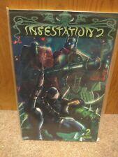 Infestation 2, Volume 2 TPB IDW Publishing (Transformers & G.I. Joe)