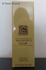 CLINIQUE AROMATICS ELIXIR Eau De Toilette Spray 45ml Perfume Fragrance, NEW!