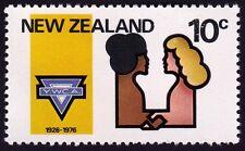 NEW ZEALAND 1976 10c YMCA Sc#596 MNH @E2715