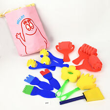 12 Creative Paint Brushes Rollers with Hanging Door Storage Bag