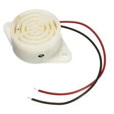 3V-24V 95DB Electronic Tone Buzzer Alarm Beep Interrupted Sound 12V Mounting