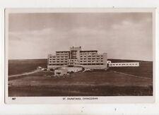 St Dunstans Ovingdean Sussex Vintage RP Postcard 550b