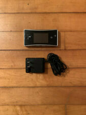 Nintendo Game Boy Micro Console - Black (OXYSFBB) with AC Adapter