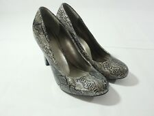 Womens CATO Snakeskin Heels Size 9