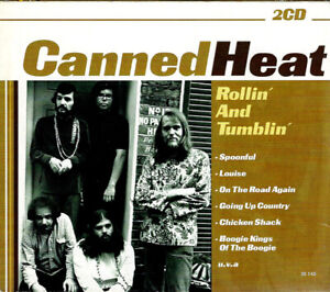 Canned Heat - Rollin' And Tumblin' - Doppel-CD