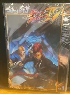 Street Fighter IV  Wages of Sin Book, Udon