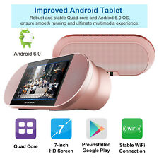 """KOCASO TS7 Android 6.0 Tablet 7"""" Touch Screen Quad Core w/ 25W Wireless Speaker"""