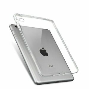 """For Apple iPad  8th Gen (2020) 10.2"""" Crystal Clear Case Cover Silicone Back"""