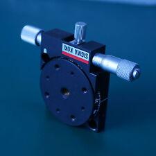 1pc Sigma Koki KSP-406M Precision Rotation Goniometer Stage with Micrometer U0AG