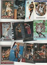 HASSAN WHITESIDE LOT (36) DIFFERENT W/ 7 INSERTS CAMO CRUSADE PRIZM SELECT OPTIC