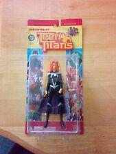 "Dc Direct Teen Titans Blackfire 6"" Action Figure New"