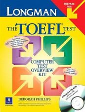 Longman Prepare for the TOEFL Test: Computer Test Overview Kit 2002 b 0131107658