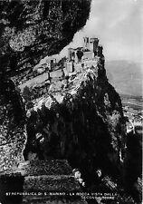 BG30985 republica di s marino la rocca vista dalla seconda torre  CPSM 14.5x10cm