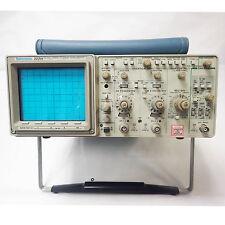TEKTRONIX 2221A 100 MHz DIGITAL STORAGE OSCILLOSCOPE TESTED