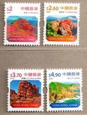 Hong Kong 2018 Landscapes of Hong Kong Global Geopark Definitive Coil Stamps