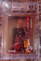 1992 Fleer Michael Jordan #32 Bgs 8.5 High Subs Chicago Bulls