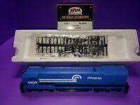 Atlas HO SCALE 8610 Conrail #6609 C30-7 Ho Locomotive GREAT CONDITION