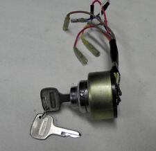 Bridgestone  motorcycle 175-200 ignition MAIN SWITCH with Key NEW NOS