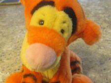 "New ListingVintage Disney Tigger Tiger Plush 10"" Disney Stuffed Animal Winnie Pooh Series"