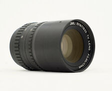 JML 17mm f/0.95 Ultra-Fast Wide Angle Lens - C-mount