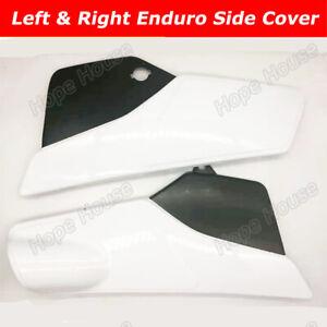Left & Right Enduro Side Cover Panel For YAMAHA DT125 DT175 1985-05 18G-21721-00