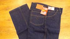 TRUE Vtg Maverick Fasion Denim Jeans A1135 PW Pre-washed 34 x 32 NOS USA made