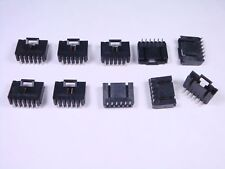 """Lot of 10 5-103635-5 TE Connectivity PCB Header Connector 6 Pos R/A 2.54mm .100"""""""