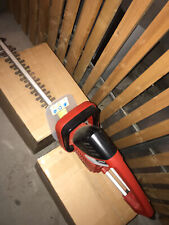 Elektro Heckenschere Matrix HT 710-400 elektrische Strauchschere Heckentrimmer