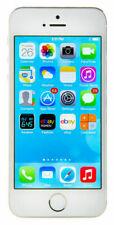 Apple iPhone XS - 256 Go - Argent (Désimlocké) (Double SIM)