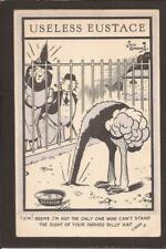 """Jack Greenall. Useless Eustace Comic. """".......Your Darned Silly Hat!!"""""""