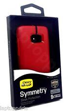 Original Otterbox simetría Antigolpe Funda Protectora Samsung Galaxy S7-Rosso Corsa