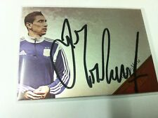 LIMITED FUTERA UNIQUE 2015 ANGEL DI MARIA ELITE AUTO AUTOGRAPH EL05 6/35
