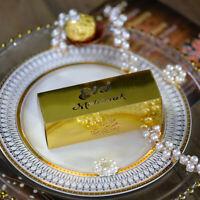 20pcs Happy Eid Mubarak Candy Box Ramadan Decorations DIY Paper Gift Boxes Favor