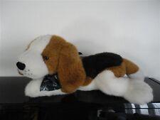 Gund Exclusive Eddie Bauer Beagle Dog with Scarf 1994 12 Inch