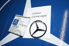 Mercedes Benz Genuine Trunk Star Emblem Badge CLS class 2197580058
