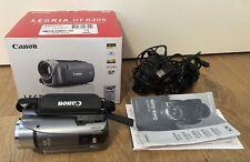 Canon Legria Hf R205 HD Camcorder, Boxed.