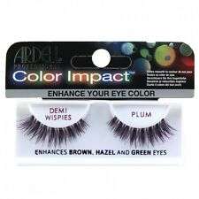Ardell Color Impact Demi Wispies - Plum Colour - False Eyelashes
