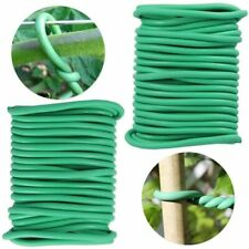 11 Metres Soft Twist Plant Support Tie Garden Greenhouse Gardening Weatherproof