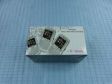 Original T-Mobile vairy texto mini Chrome! nuevo con embalaje original! sin bloqueo SIM! sin usar!