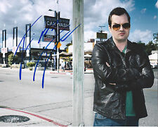 COMEDIAN JIM JEFFERIES HAND SIGNED AUTHENTIC LEGIT STAND UP 8X10 PHOTO Z w/COA