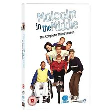 Malcolm In The Middle: The Complete Series 3 - DVD NEW & SEALED (3 Discs)
